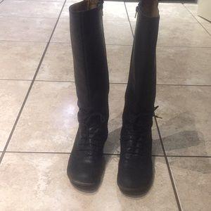 John Fluevog tall boots